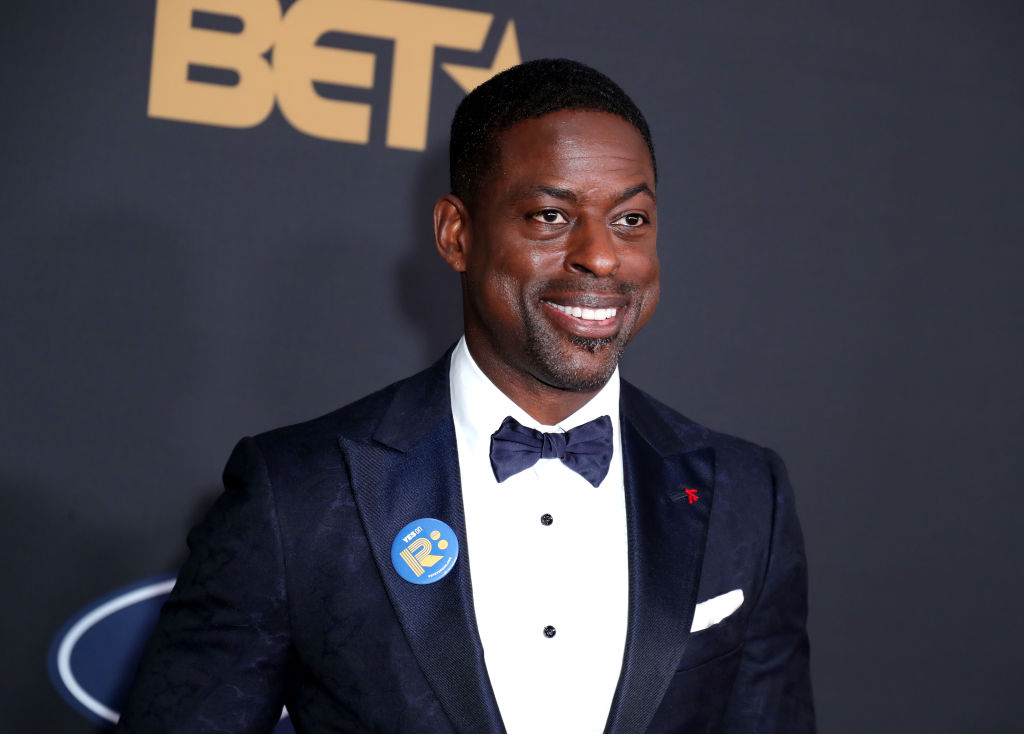 Sterling K. Brown - Emmys 2020