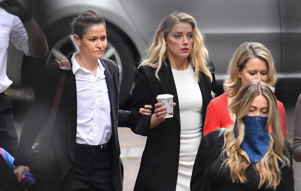 Amber Heard's Girlfriend, Bianca Butti