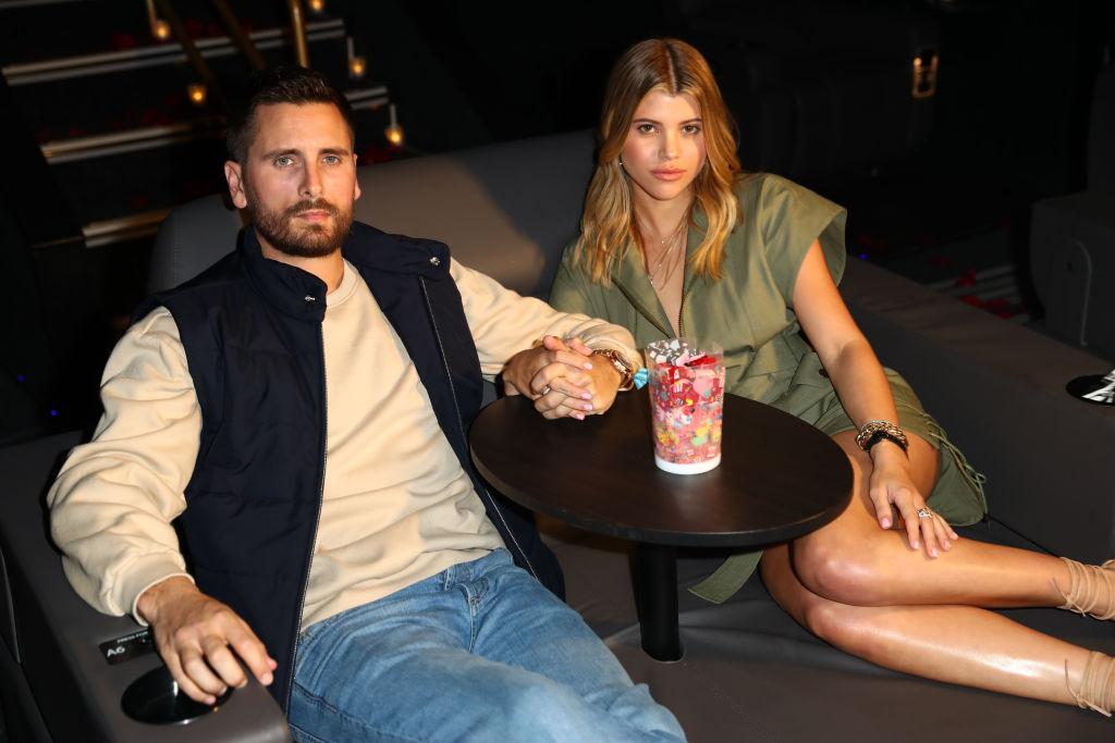 Scott Disick, Sofia Richie