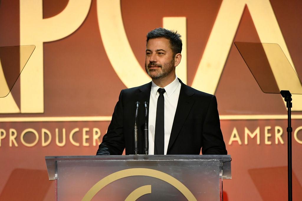 Jimmy Kimmel's Quarantine Minilogues - Emmys