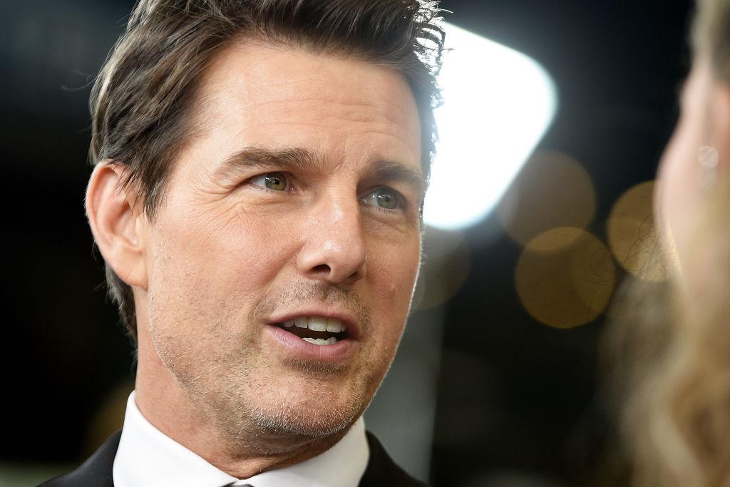 Tom Cruise as Iron Man [Rumor]