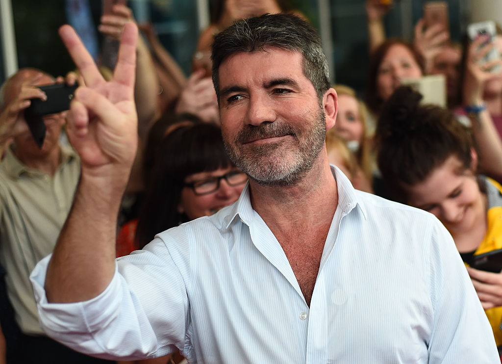Simon Cowell Update