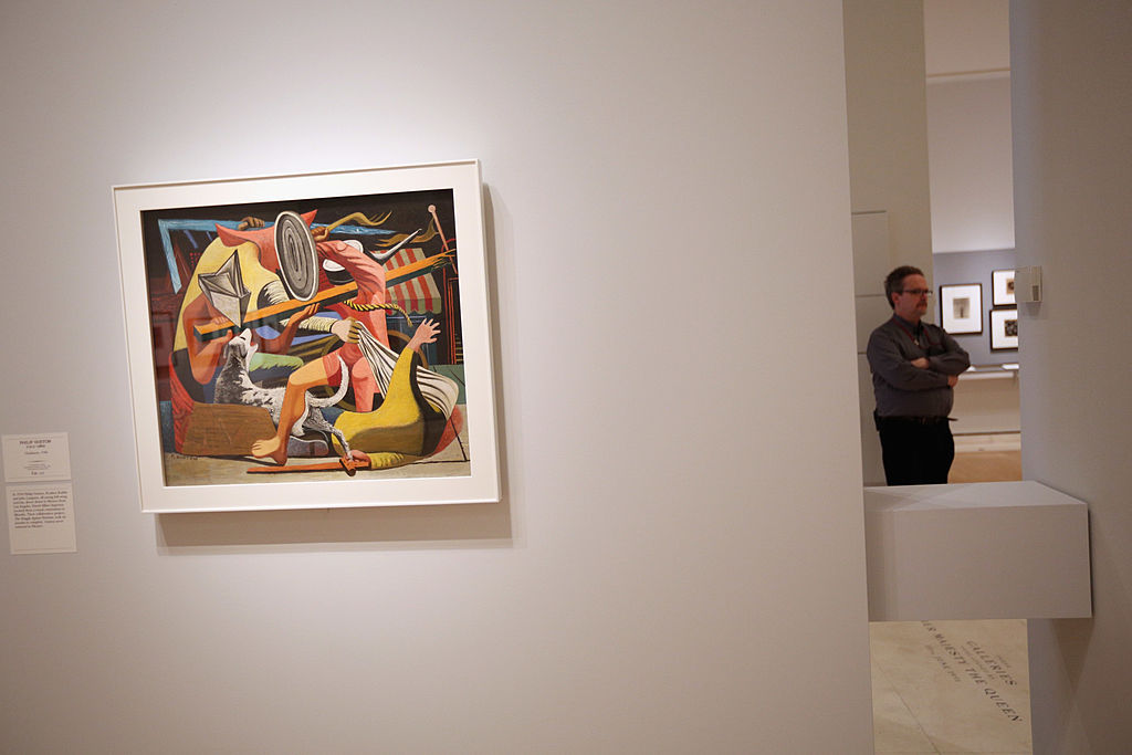 The Royal Academy Of Arts Hold An Exhibition Of Revolutionary Art From Mexico