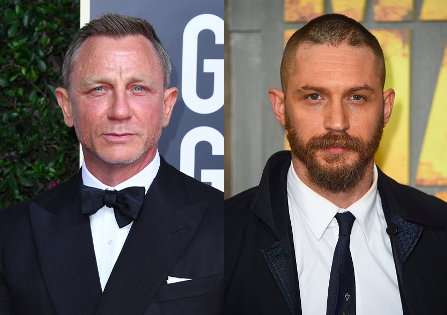 Daniel Craig, Tom Hardy