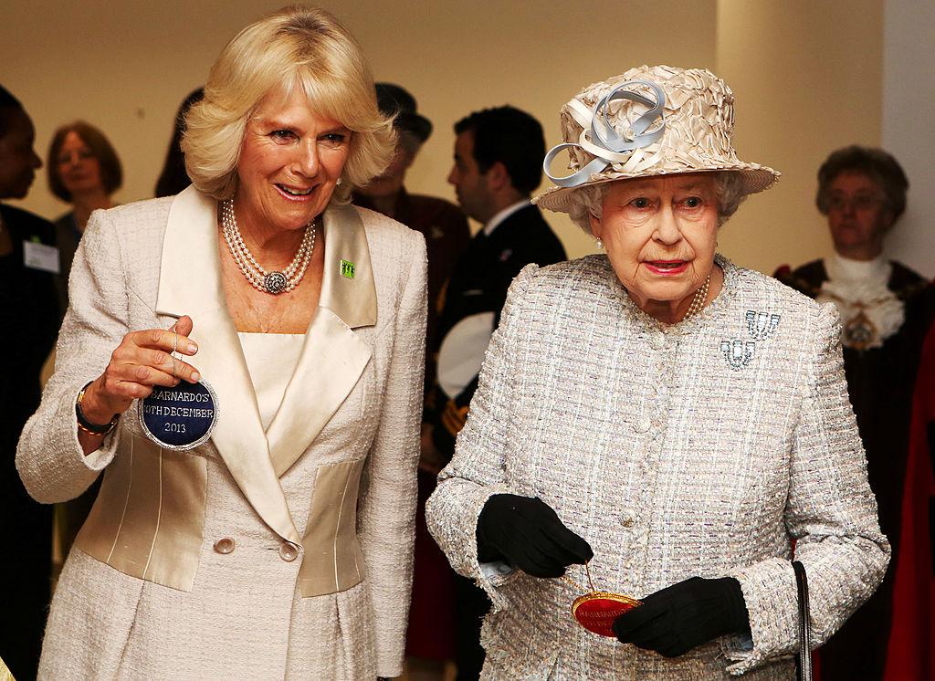 Queen Elizabeth II, Camilla