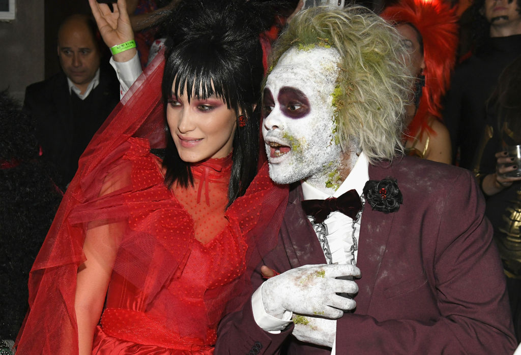 Celebrity Halloween 2020