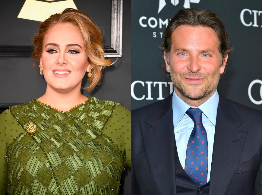 Adele, Bradley Cooper