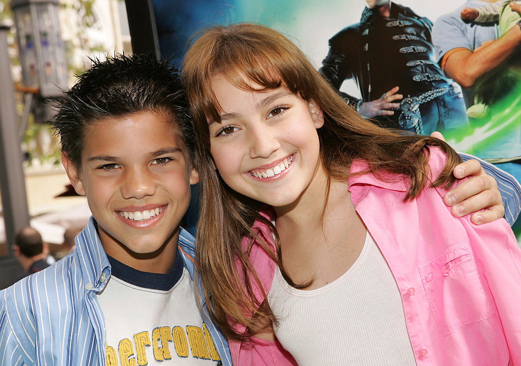 Younger Sharkboy and Lavagirl