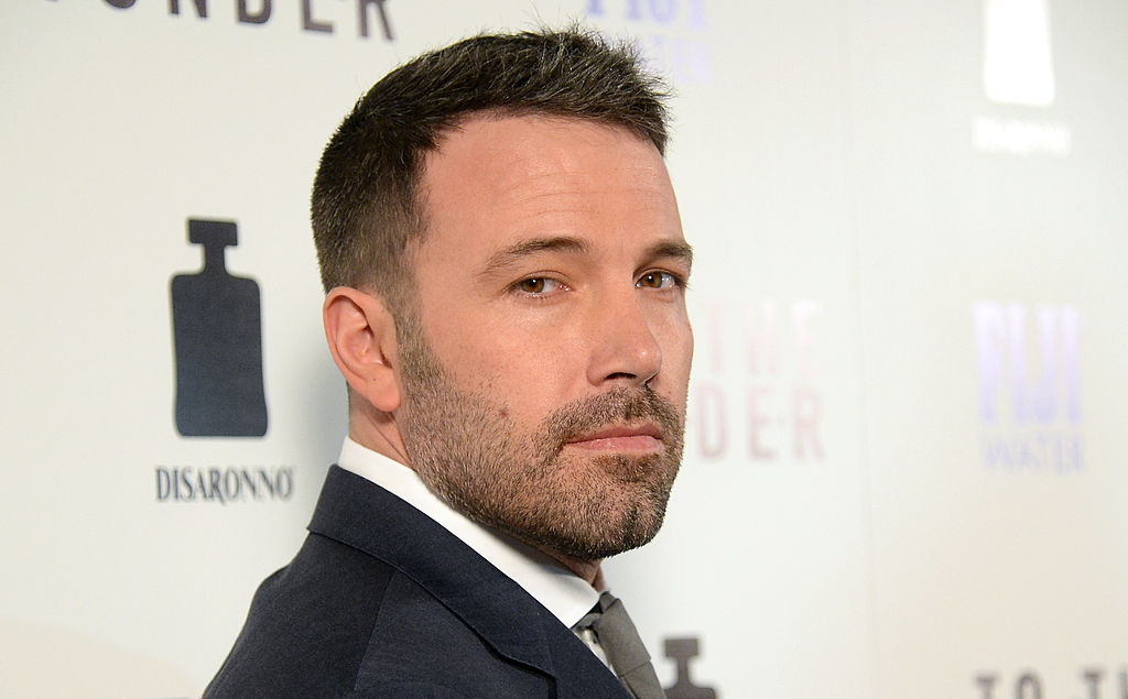 "Ben Affleck to star in ""Justice League"" Snyder Cut"
