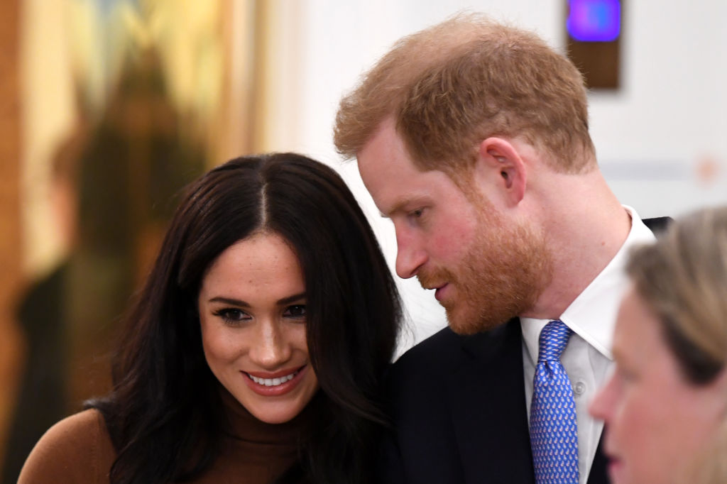 Prince Harry, Meghan Markle expecting Baby No. 2