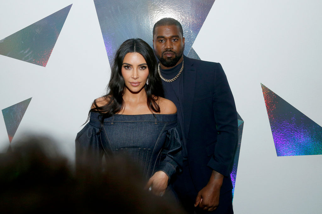 Kim Kardashian and Kanye West are having some marriage troubles recently