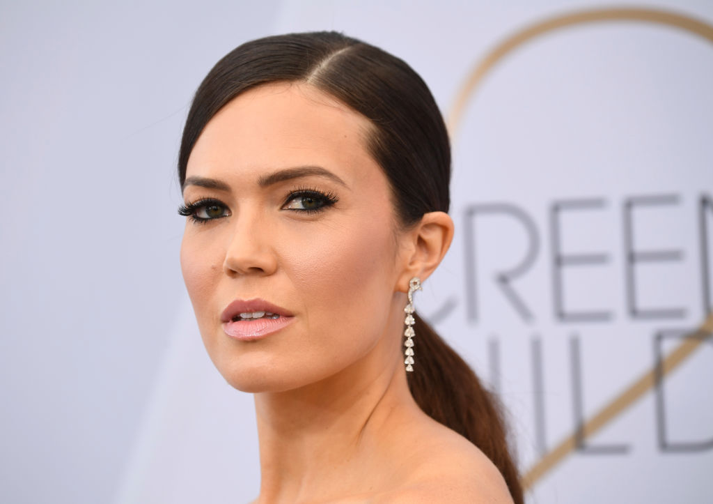 Mandy Moore is struggling with her pregnancy