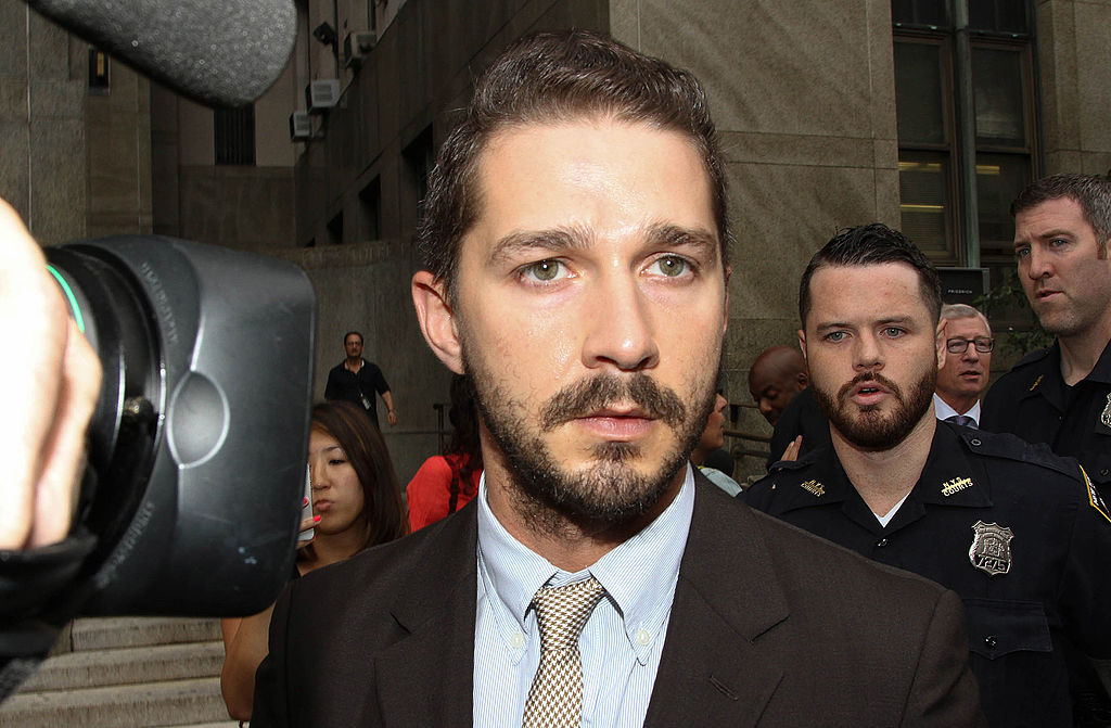 Shia LaBeouf, Gilrfriend Margaret Qualley Hit Rock Bottom