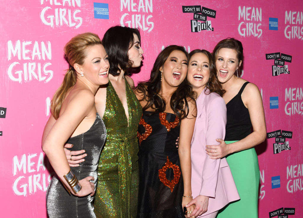 Mean Girls The Musical