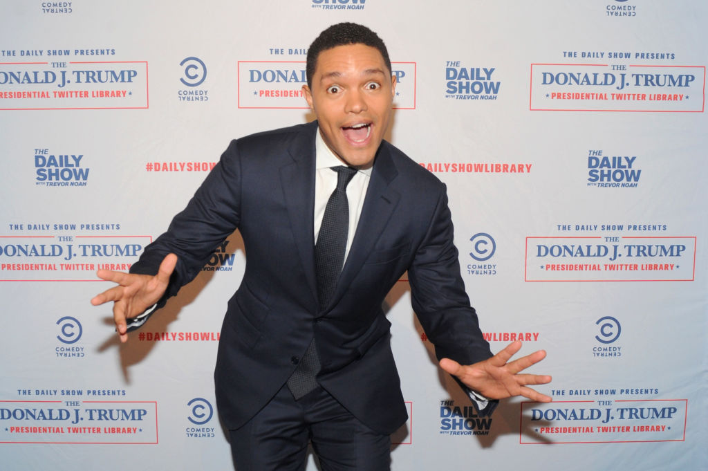Trevor Noah just purchased a new mansion in Bel-Air