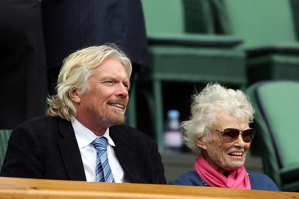 Richard and Eve Branson