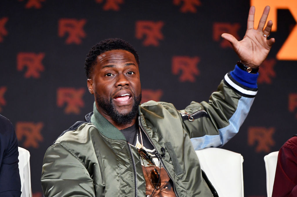 Kevin Hart and Netflix team up