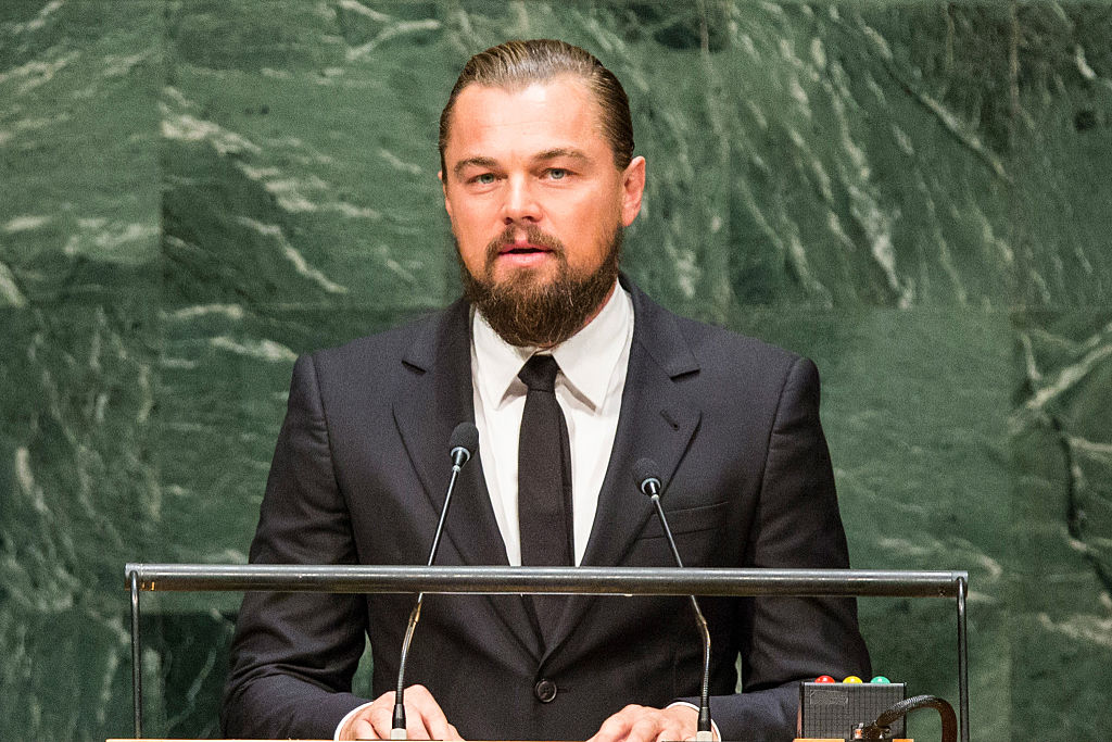 Leonardo DiCaprio and Jennifer Lawrence are set to star in 'Don't Look Up'
