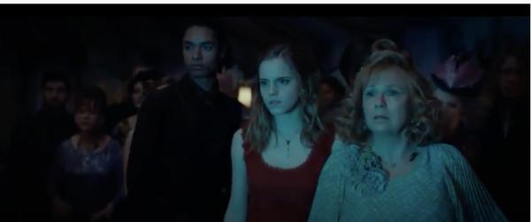 Rege-Jean Page in Harry Potter