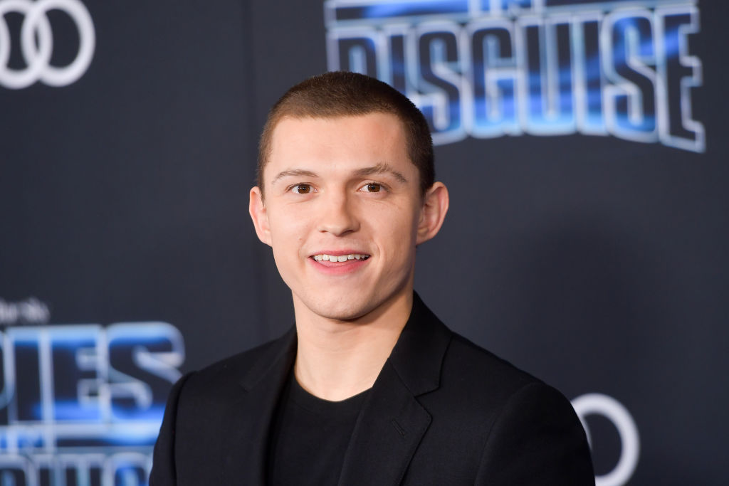 "Tom Holland is set to star in ""Cherry"""