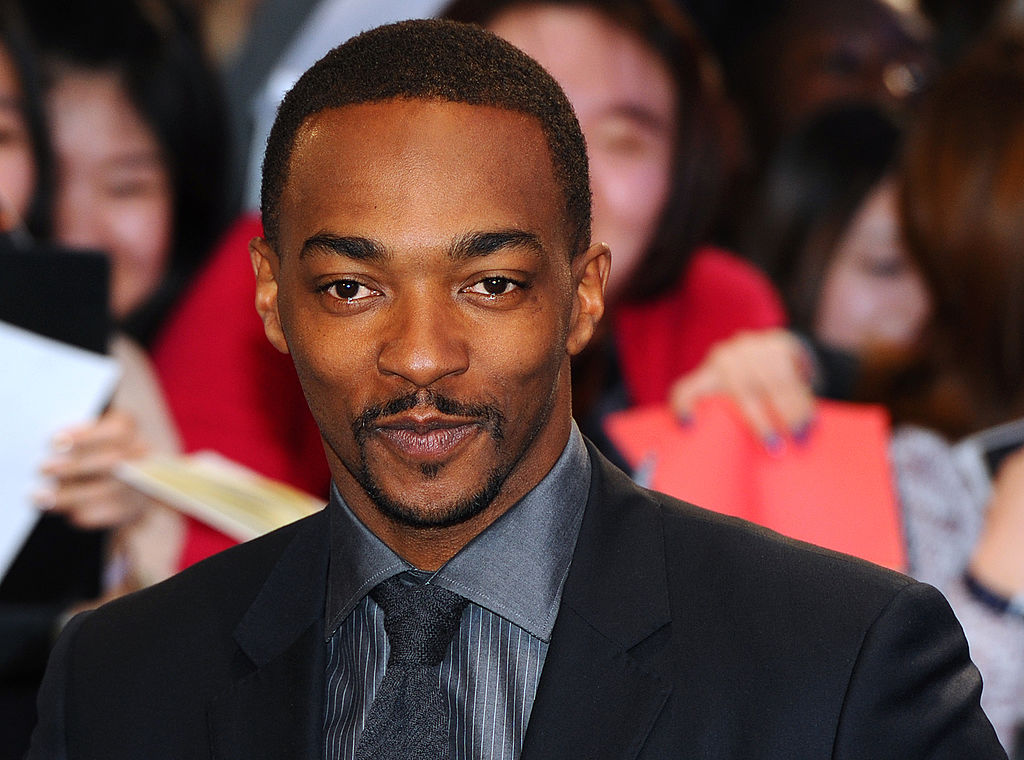 Anthony Mackie stars in the 'Outside the Wire' Netflix movie