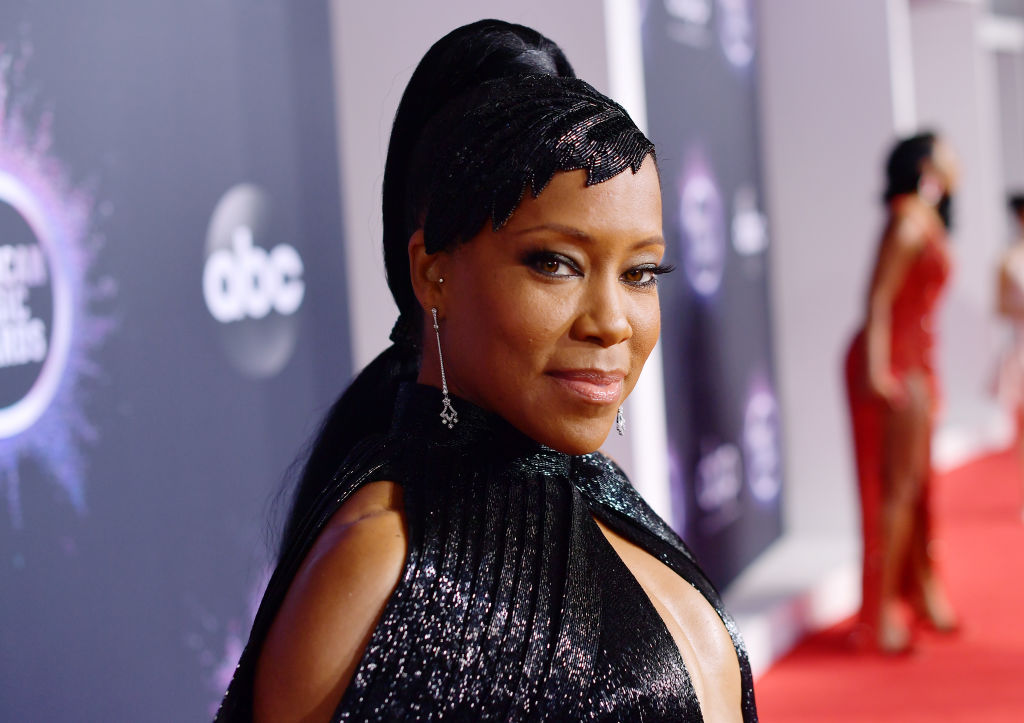 Regina King gets epic surprise for her 50th birthday