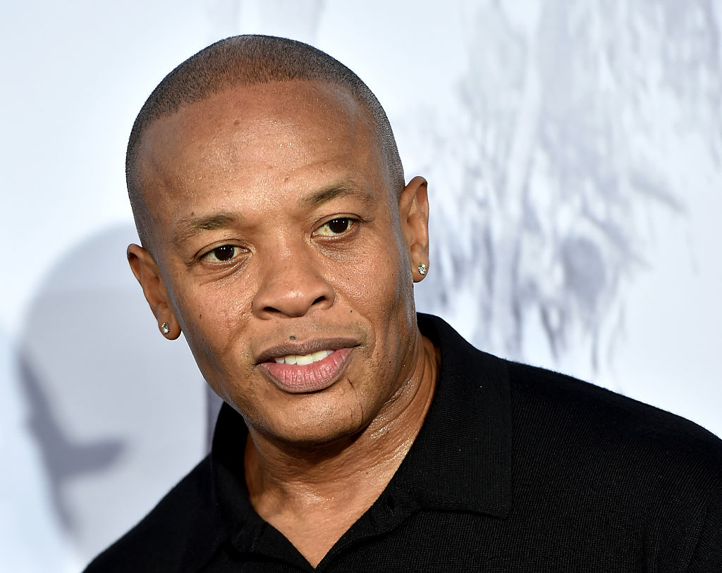 Dr. Dre out of hospital after brain aneurysm
