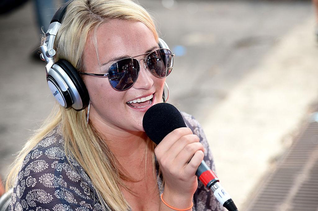 Britney Spears' sister, Jamie Lynn Spears, calls her Tesla a 'cat killer'