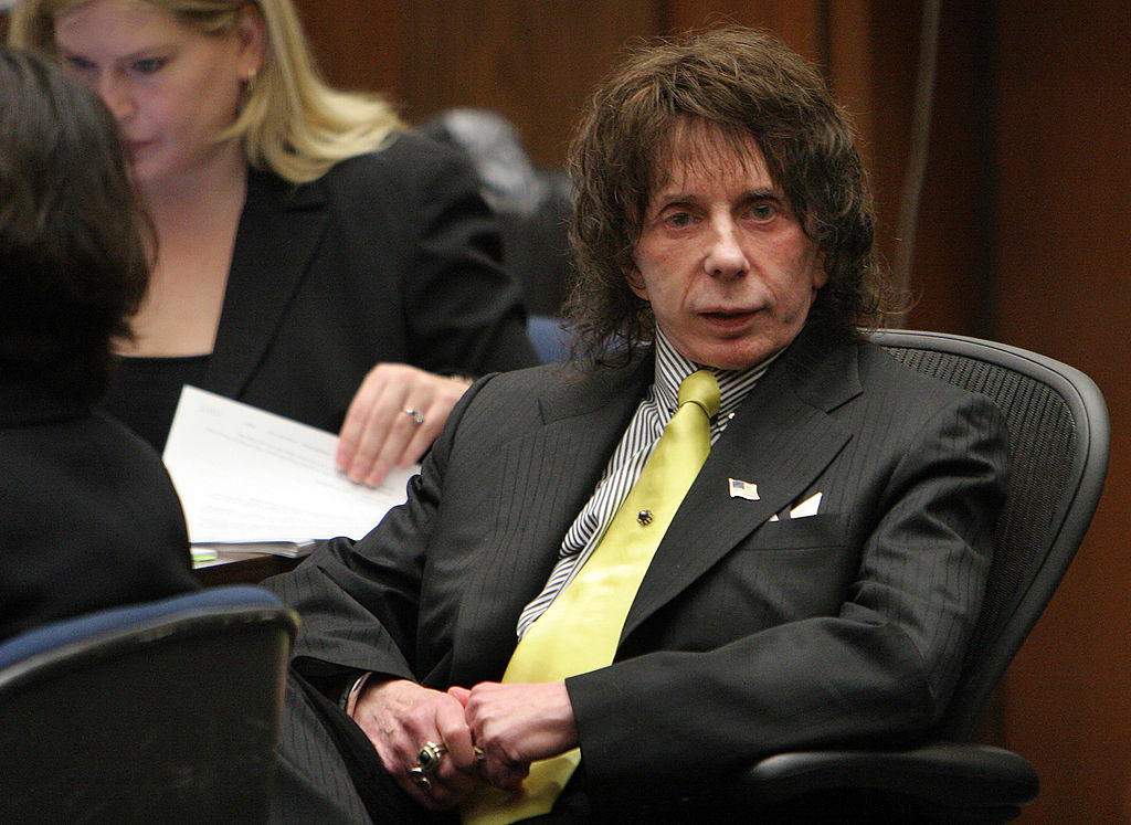 Phil Spector has passed away at the age of 81