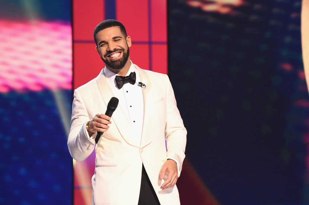 Drake has now reached 50 billion streams on Spotify