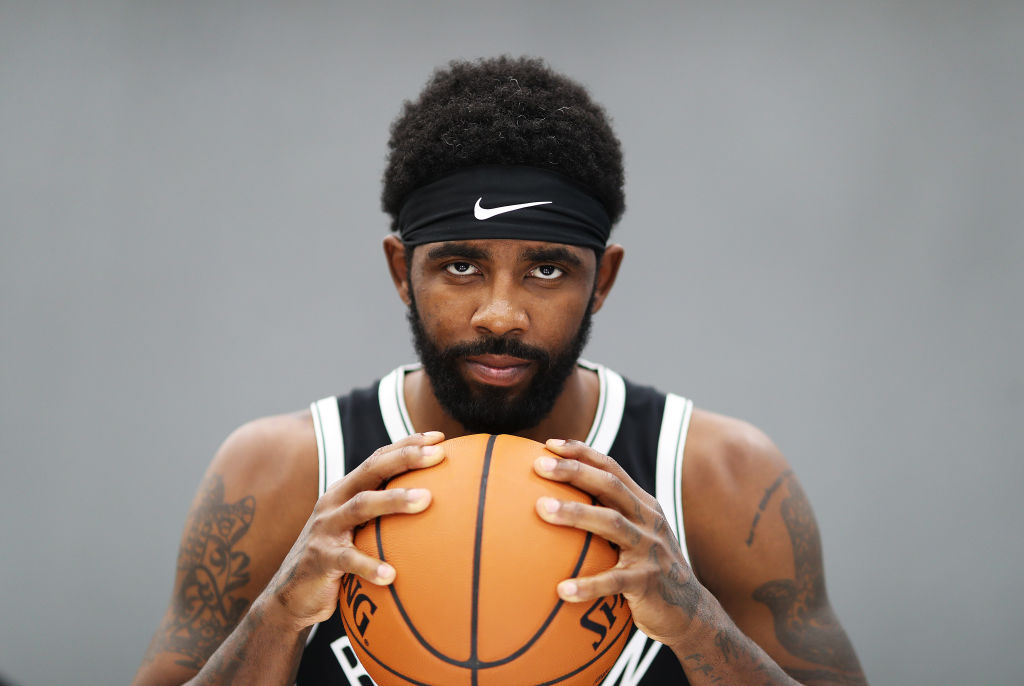 Kyrie Irving buys new home for George Floyd's wife, daughter