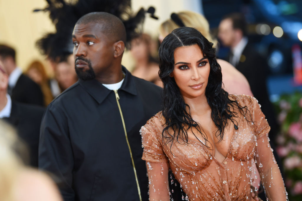 Kim Kardashian and Kanye West's divorce drama continues