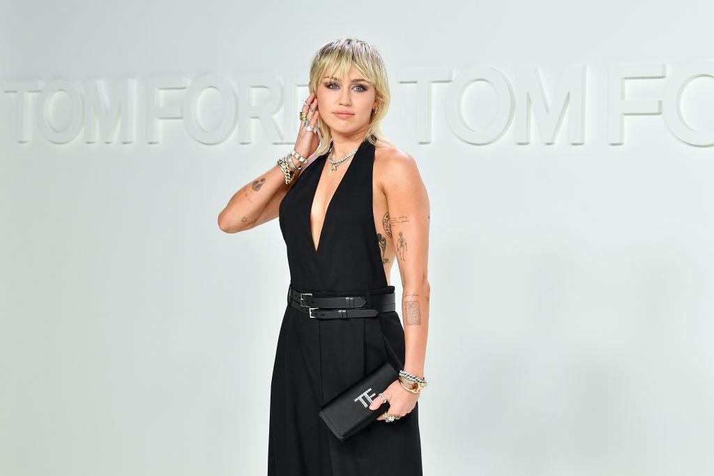 Miley Cyrus returns to Malibu