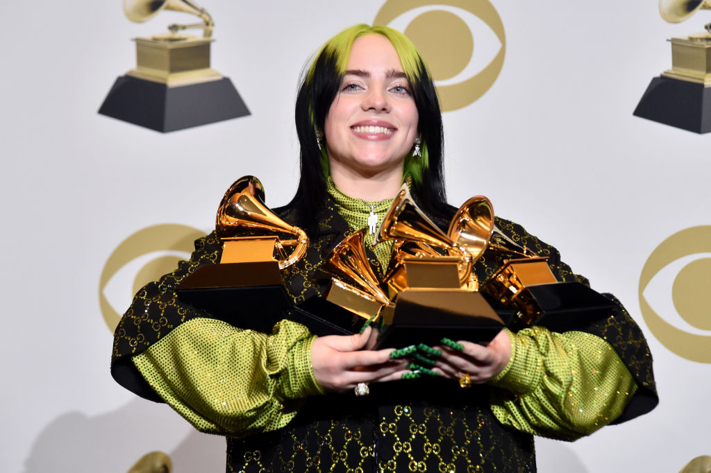 Billie Eilish reveals release of collab song with Rosalia