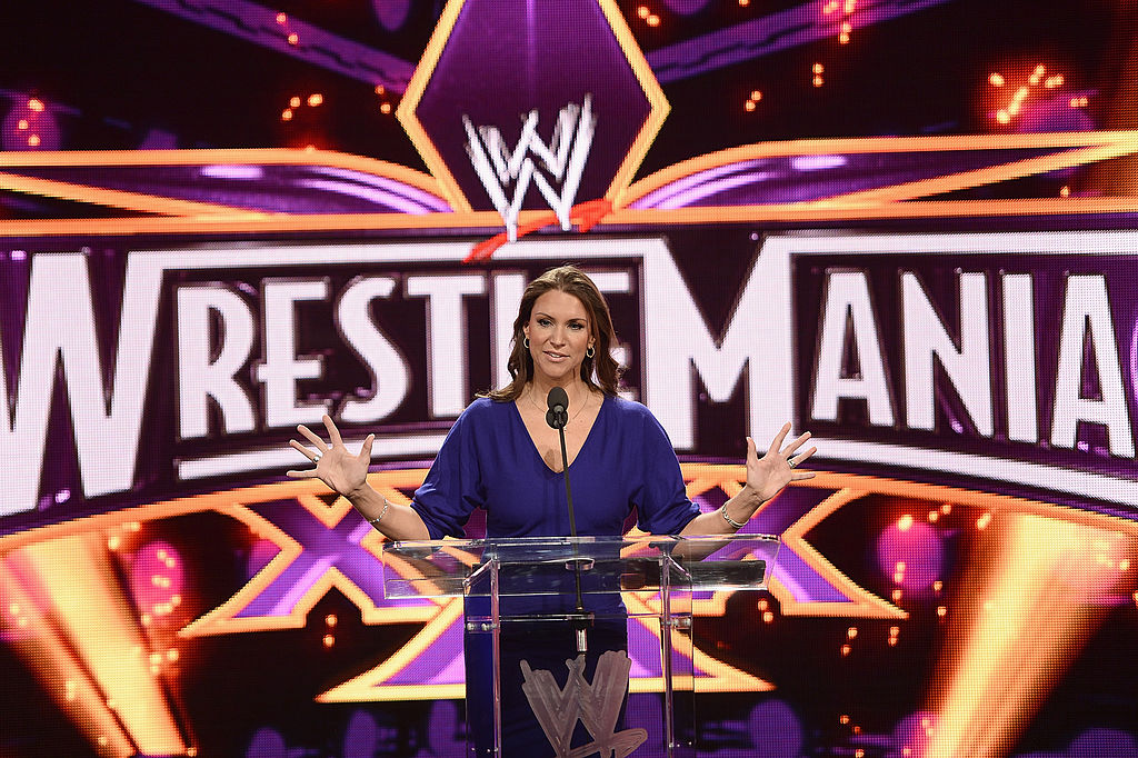 Stephanie McMahon and WWE are preparing for WrestleMania 37