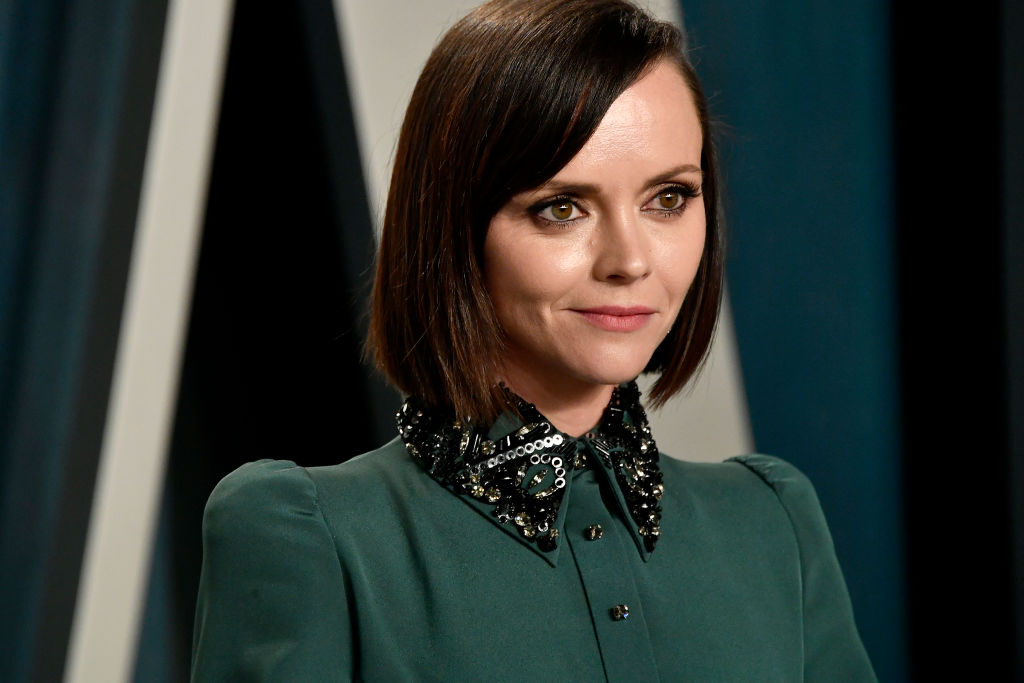 Christina Ricci claims she has been abused by her husband