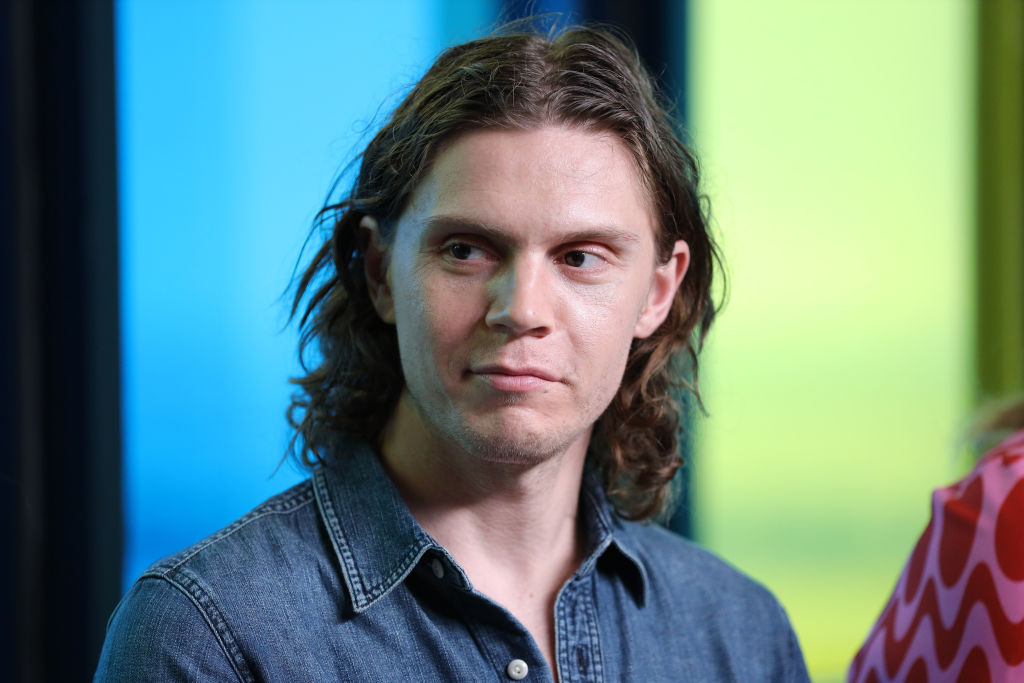 Evan Peters is rumored to join 'WandaVision'
