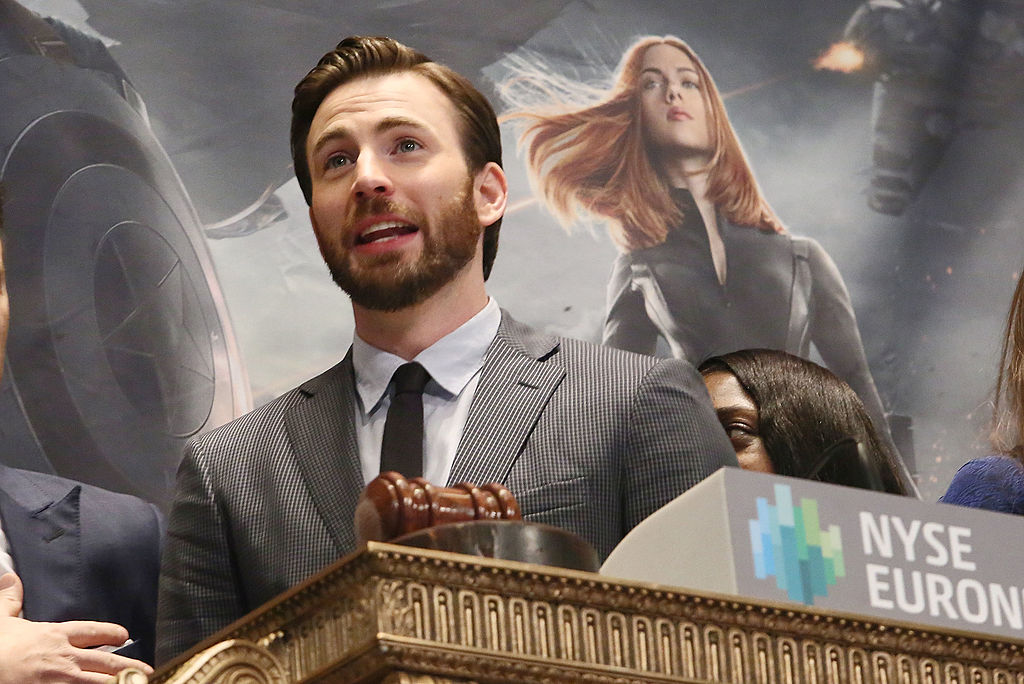 Chris Evans is reportedly set to return as Captain America