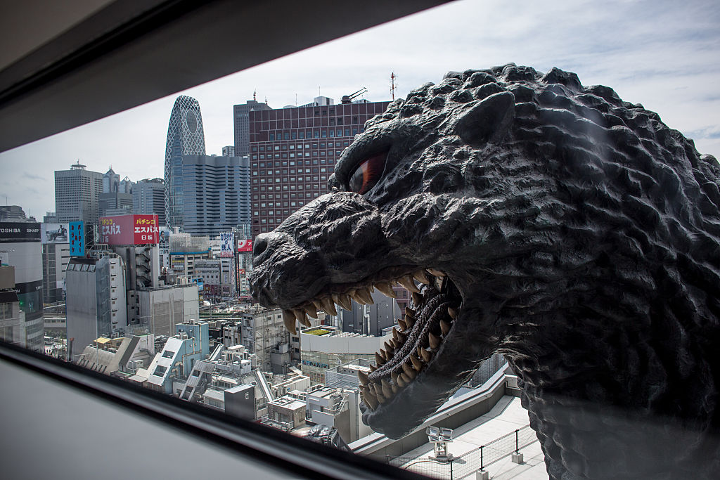 The Godzilla vs. Kong trailer has been released