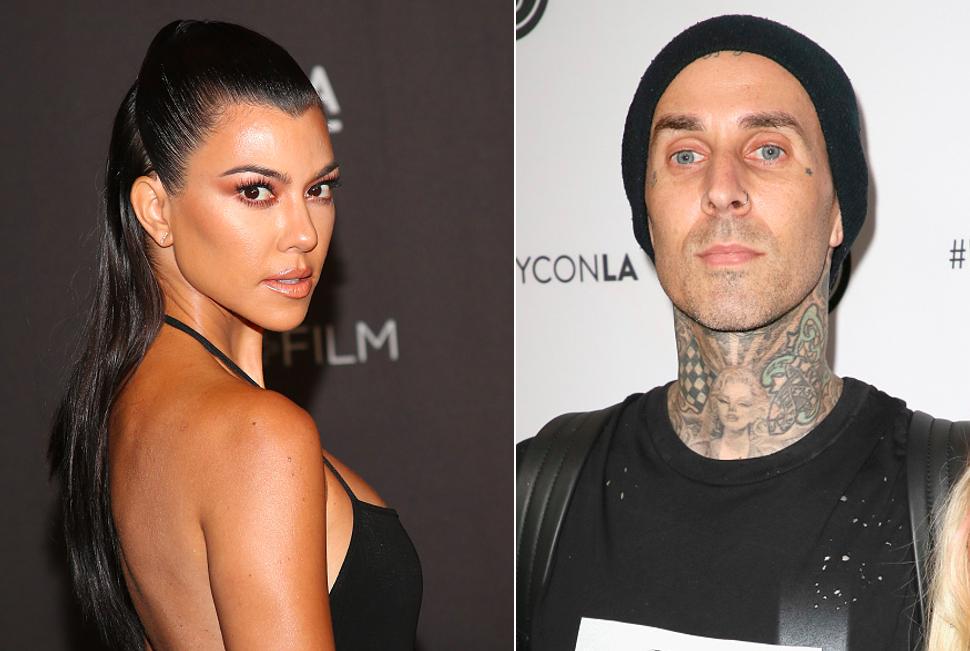 Kourtney Kardashian's new boyfriend is reportedly Travis Barker