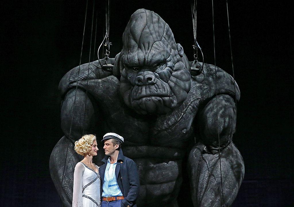 King Kong's enemy might not be Godzilla