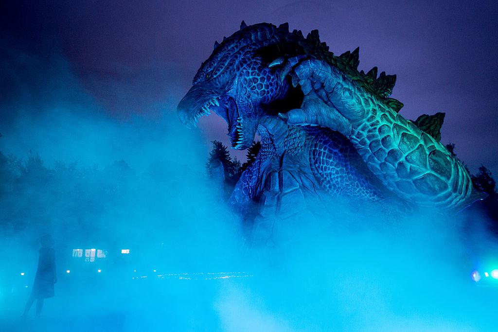 Godzilla vs. Kong gets new release date