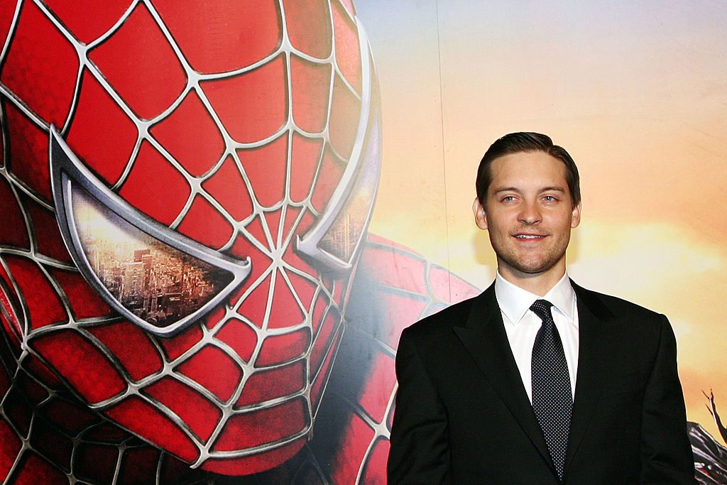Tobey Maguire is rumored to return in Spider-Man 3