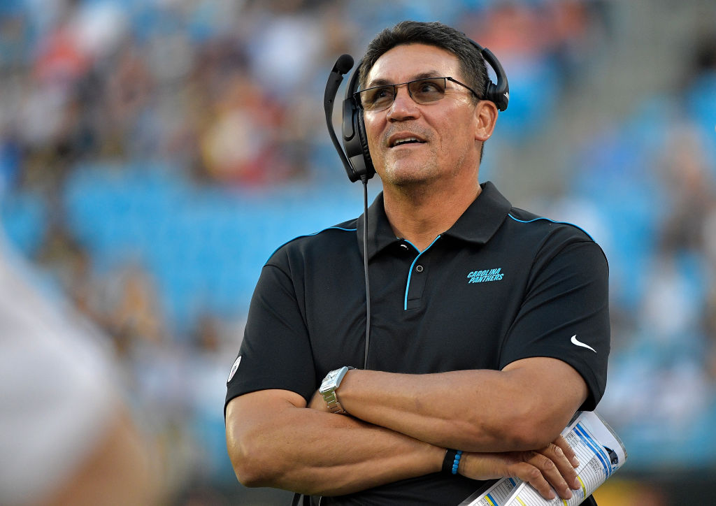 Ron Rivera's battle with cancer is over