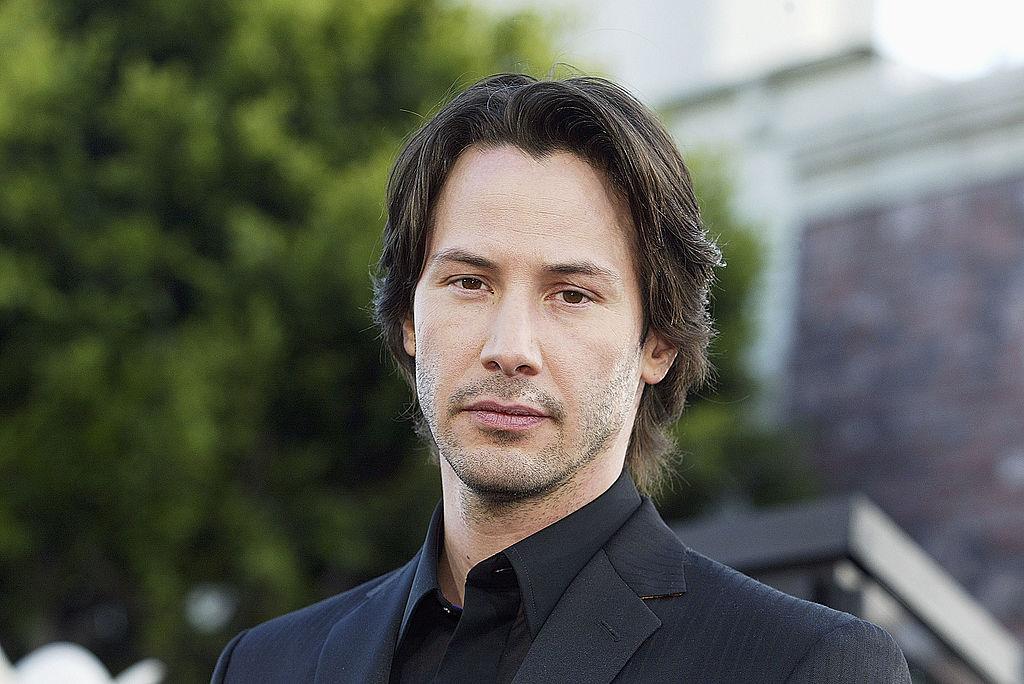 "Keanu Reeves is set to star in ""Matrix 4"""