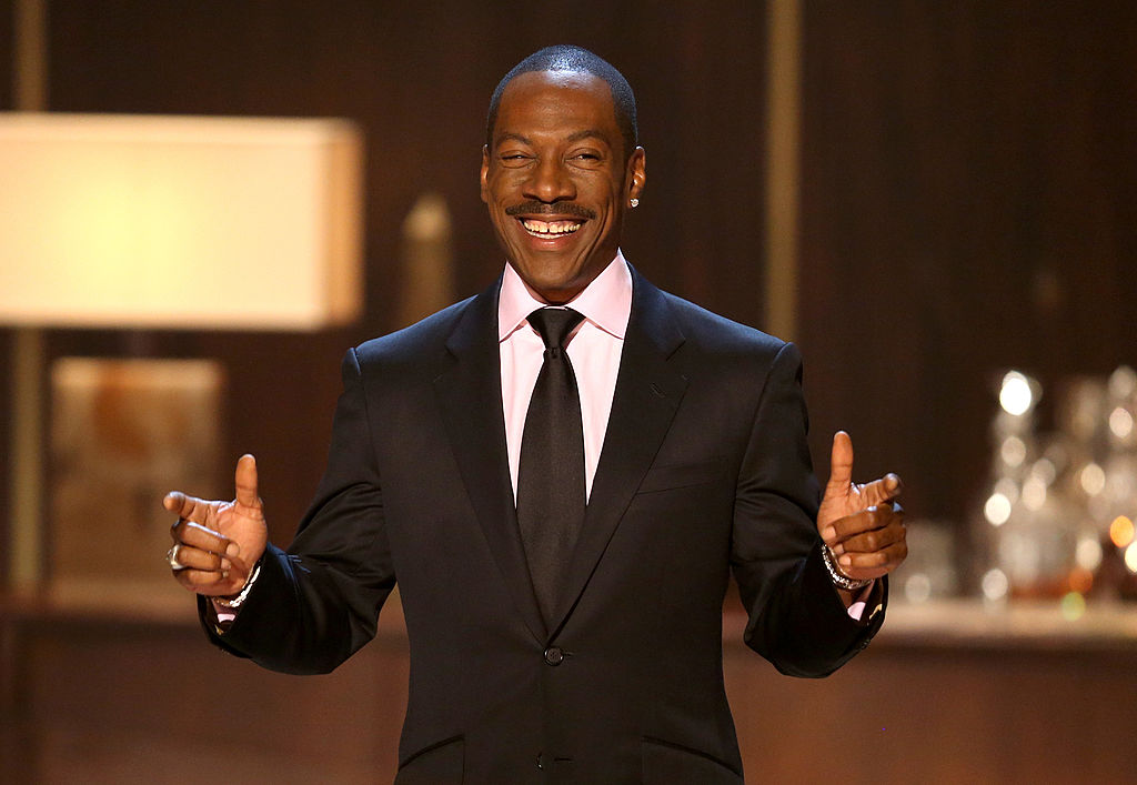 """Eddie Murphy is set to reprise his role in """"Coming 2 America"""""""