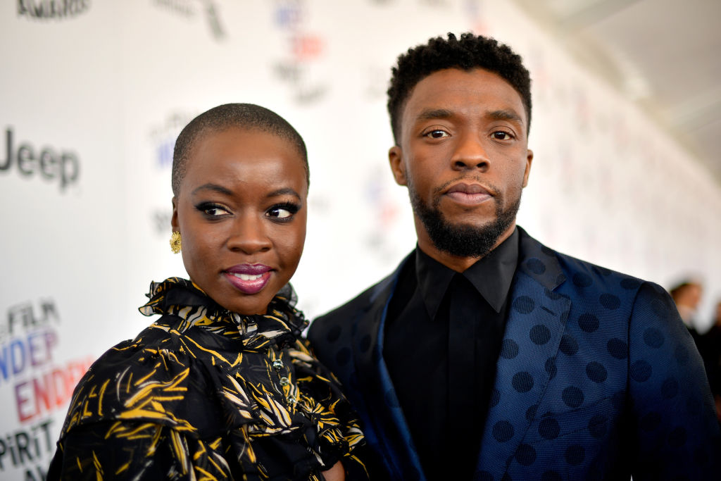 A 'Black Panther' spinoff series about Wakanda is in the works
