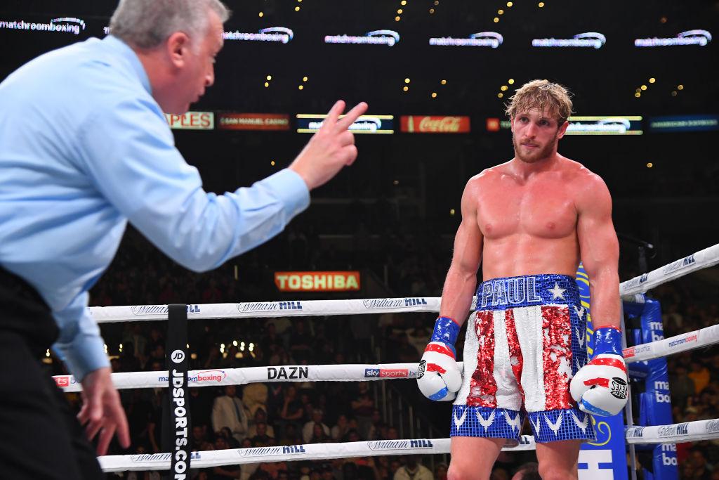 Logan Paul's fight with Floyd Mayweather postponed