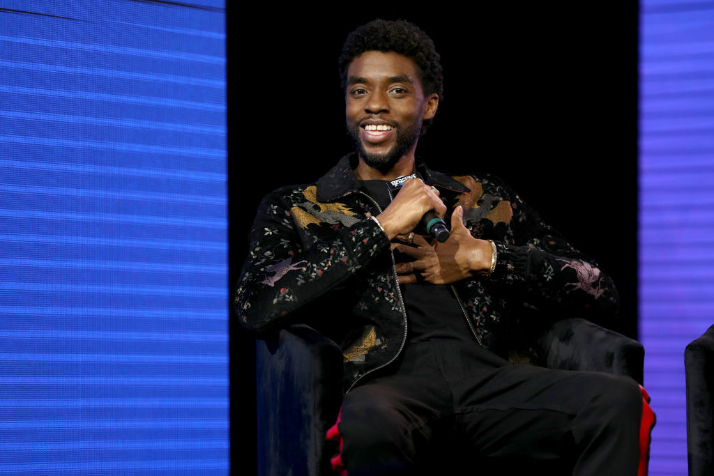 Chadwick Boseman nominated in NAACP Image Awards