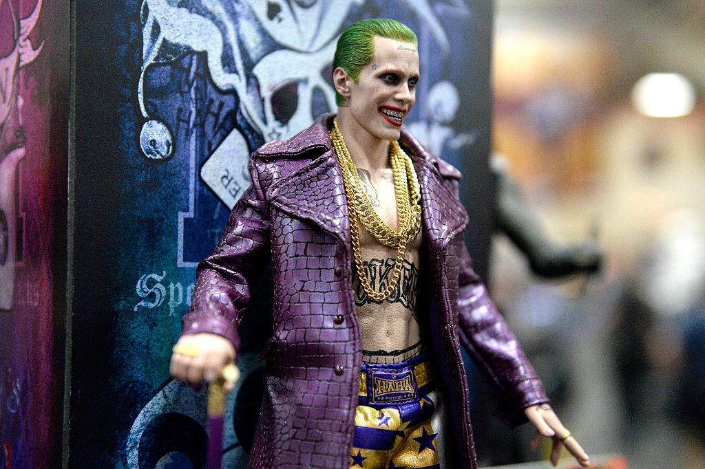 """Jared Leto's Joker will have a new look in """"Justice League"""" Snyder's Cut"""